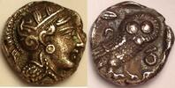 AR drachm / Drachme ca 353-294 BC Attica / Attika Athens / Stadt Athen ... 2400,00 EUR  zzgl. 15,00 EUR Versand