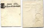 10 Daler SM 1717 Sweden / Schweden Karl XII - War Treasury and Purchasi... 90,00 EUR  zzgl. 10,00 EUR Versand