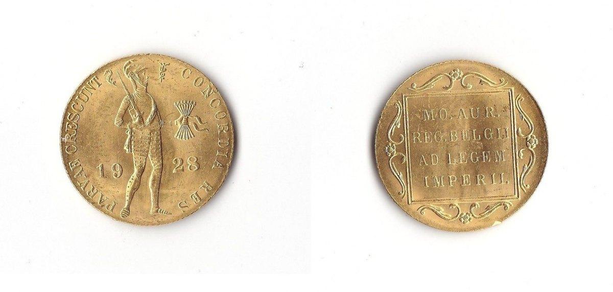 1 handelsdukat 1923 niederlande niederlande handelsdukat