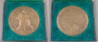 """Frankreich  AE-Medaille """"Metz a ses liberateurs 1918"""""""