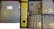 BDL - BRD 5 + 10 Pf Große Sammlung BDL/BRD ca.245x 5 Pfennig und ca. 256x 10 Pfennig