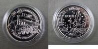 Belgien 5 Euro 175 Jahre Eisenbahn