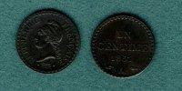 1 Centime 1851 A Frankreich II. Republik, Marianne vz  14,00 EUR  zzgl. 3,90 EUR Versand