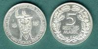 5 Reichsmark 1925 E Weimarer Republik Rheinlande f.vz  99,00 EUR  zzgl. 4,90 EUR Versand