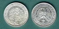5 Reichsmark 1928 D Weimarer Republik Eichbaum f.vz  119,00 EUR  zzgl. 4,90 EUR Versand