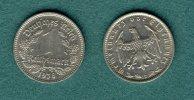 1 Reichsmark 1938 E Drittes Reich J.354 ss/vz  45,00 EUR  zzgl. 3,90 EUR Versand