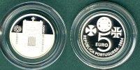 5 Euro 2004 Portugal Christuskloster in Tomar mit Etui & Zertifikat PP  33,00 EUR  zzgl. 3,90 EUR Versand