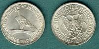 3 Reichsmark 1930 D Weimarer Republik Rheinlandräumung vz/stgl.  59,00 EUR  zzgl. 4,90 EUR Versand