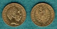 10 Mark 1875 E Sachsen Albert ss  269,00 EUR  zzgl. 4,90 EUR Versand