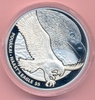 NEUSEELAND 5 Dollar 5 Dollar 2016, Haast Adler, Silber PP, Auflage nur 1500 Stück