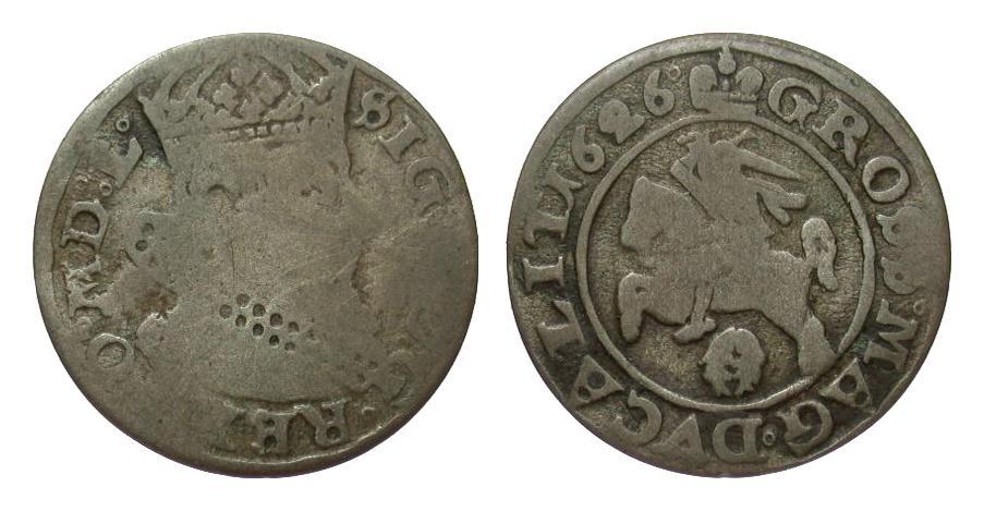 Litauen Groschen 1626 Europa (ohne €) schön