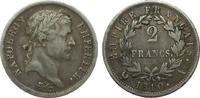 2 Francs 1810 A Europa (ohne €)  sehr schön  185,00 EUR  zzgl. 4,00 EUR Versand