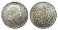 2 Mark Baden auf den Tod 1907 Kaiserreich  kl. Randfehler, fast Stempel... 69,00 EUR  zzgl. 4,00 EUR Versand