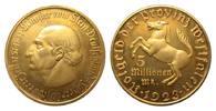PCGS certified 5 Millionen Mark Westfalen 3-zeilig