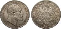 2 Mark Oldenburg 1891 A Kaiserreich  Bildseite wz. Kr. u. Rf., fast Ste... 995,00 EUR kostenloser Versand