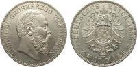2 Mark Hessen 1888 A Kaiserreich  fast vorzüglich  2950,00 EUR kostenloser Versand