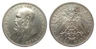 3 Mark Sachsen-Meiningen 1913 D Kaiserreich  min. Rf., gutes vorzüglich  225,00 EUR  zzgl. 4,00 EUR Versand
