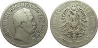 2 Mark Hessen 1877 H Kaiserreich  s  /  s+  145,00 EUR  zzgl. 4,00 EUR Versand