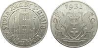5 Gulden Danzig 1932 Kolonien und Nebengebiete  fast vorzüglich  /  vor... 1450,00 EUR kostenloser Versand