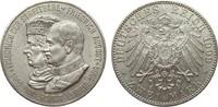 2 Mark Sachsen Universität Leipzig 1909 Kaiserreich  fast Stempelglanz  80,00 EUR  zzgl. 4,00 EUR Versand