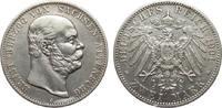 2 Mark Sachsen Altenburg 1901 A Kaiserreich  kl. Kratzer, besser als se... 425,00 EUR kostenloser Versand