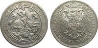 3 Mark Preussen Mansfeld 1915 A Kaiserreich  wz. Randfehler, vorzüglich... 695,00 EUR kostenloser Versand