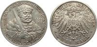 2 Mark Sachsen-Weimar-Eisenach 1908 Kaiserreich  kl. Randfehler, vorzüg... 110,00 EUR  zzgl. 4,00 EUR Versand