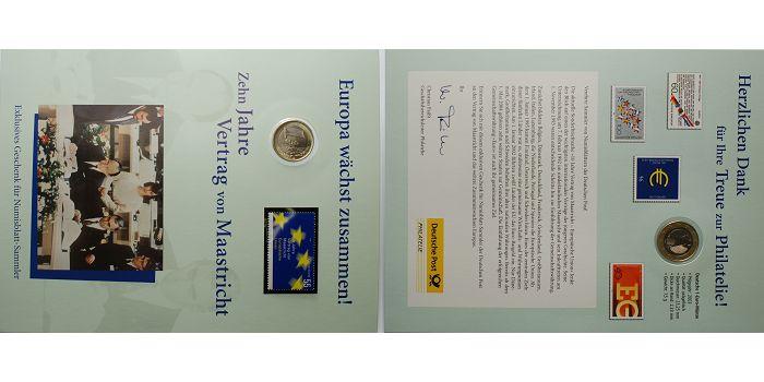 1 euro 55 cent briefmarke 2003 deutschland europa w chst. Black Bedroom Furniture Sets. Home Design Ideas