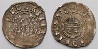 Rietberg, Grafschaft, seit 1764 Fürstentum Reichsgroschen, 1/24 Taler Johann III. von Ostfriesland 1600- 1625,