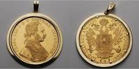 Österreich Franz-Joseph I(amtl. Neupr. ) GOLD, m.