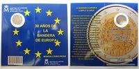 2 Euro 2015 Spanien 30 Jahre EU-Flagge 1985-2015 PP im Blister  34,80 EUR  zzgl. 5,00 EUR Versand