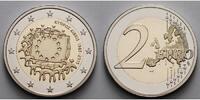 2 Euro 2015 Zypern 30 Jahre EU-Flagge 1985-2015 PPim Etui  22,80 EUR  zzgl. 3,95 EUR Versand