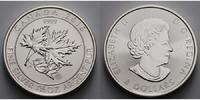8 $ 2016 Kanada 1,5 oz. Serie - Multi Maple Leaf, 5. Ausgabe stgl  44,95 EUR  zzgl. 5,00 EUR Versand