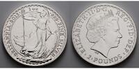 2 Pfund 2015 Großbritannien Britannia, stgl  32,95 EUR  zzgl. 5,00 EUR Versand