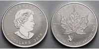 5 $ 2016 Kanada Maple Leaf - Privy Affe, ohne Zertifikat stgl  32,50 EUR  zzgl. 5,00 EUR Versand