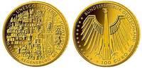 100 Euro  15,55g  fein  28 mm Ø 2016  Deut...
