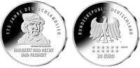 vierte, 20 Euro 2016  Deutschland 175 Jahr...