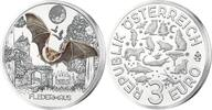 3 Euro x 10 Münzen 2016  Österreich Tier -...