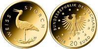 Deutschland 20 Euro<br>3,89g<br>fein<br> 17,5 mm Ø