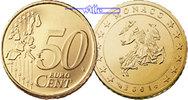 Monaco 50 Cent Kursmünze, 50 Cent