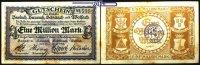 Haslach, Hausach, Schiltach, Wolfach, 1 Millionen Mark Stadt, , Keller 2244