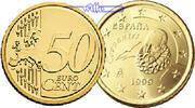 Spanien 50 Cent Kursmünze, 50 Cent