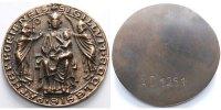 Paderborn aus Guss, 153,63 g, 64mm Ø Paderborn Anno Domini 1251, altes Siegel