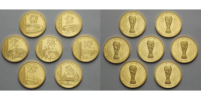 Medaillen 2006 Deutschland Fußball Wm 2006 Die Fußball Weltmeister7