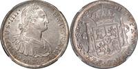 Peru 8 Reales Peru 1805 LM-JP Charles IV 8 Reales NGC MS-62