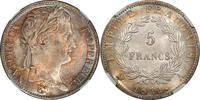 France 5 Francs 1811 MS-64 - France 1811-A Napoleo