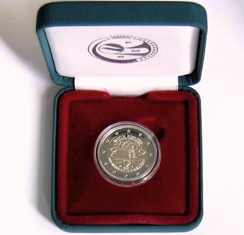 2€ 2007 Belgien Vertrag von Rom PP