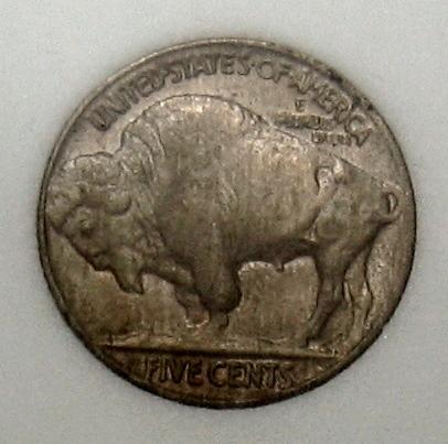 5 cent 1930 USA Sehr gute Erhaltung vz