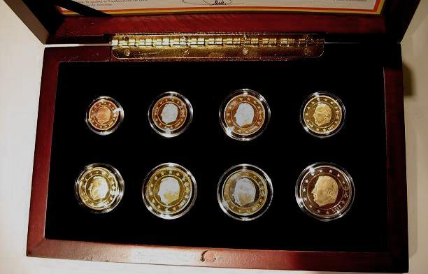3,88 € 2003 Belgien Belgien - KMS 2003 in PP PP