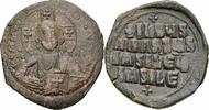 Follis 976-1028 Byzanz Byzanz Basil II & Constantin VIII Æ Follis Anony... 95,00 EUR  zzgl. 3,00 EUR Versand